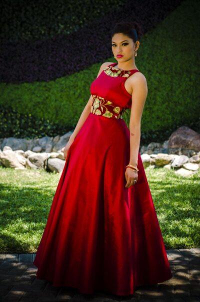 Thalia Arellanos Folklor A La Moda