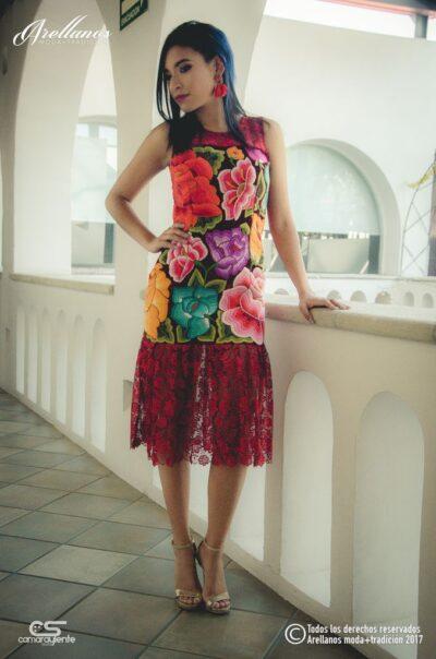 Venta de vestidos tipicos modernos