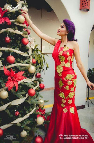 Moda Vestidos La Folklor FiestaArellano's De A k0P8OXnw